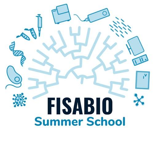 Logo Summer School - Diseño de Neris García, investigadora de Fisabio